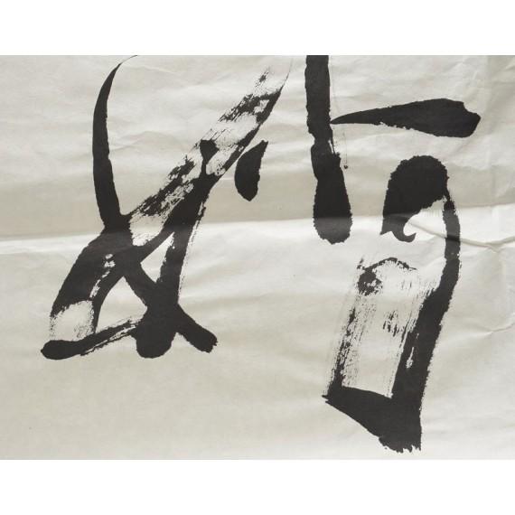 Pinceau Japonais  en chèvre N.09
