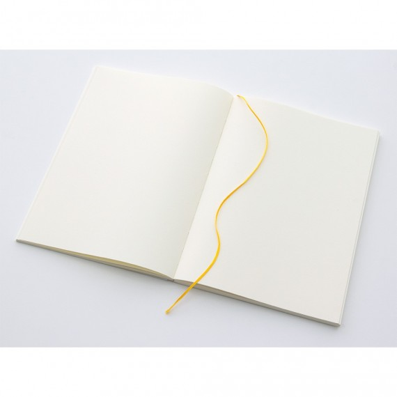 CARNET NOTEBOOK MD - A5 BLANK ENGLISH CAPT - PAPIER BLANC