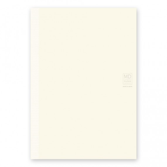 CARNET NOTEBOOK MD - A5 RULED LINES ENGLISH - PAPIER LIGNE