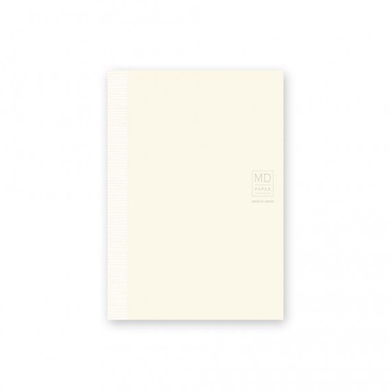 CARNET NOTEBOOK MD - A6 - RULED LINES ENGLISH - PAPIER LIGNE