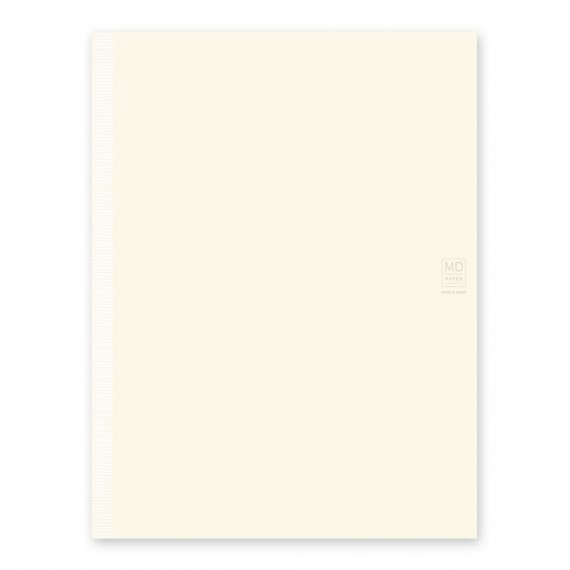 "CARNET NOTEBOOK MD - A4  - ""VARIANT"" BLANK -PAPIER BLANC"