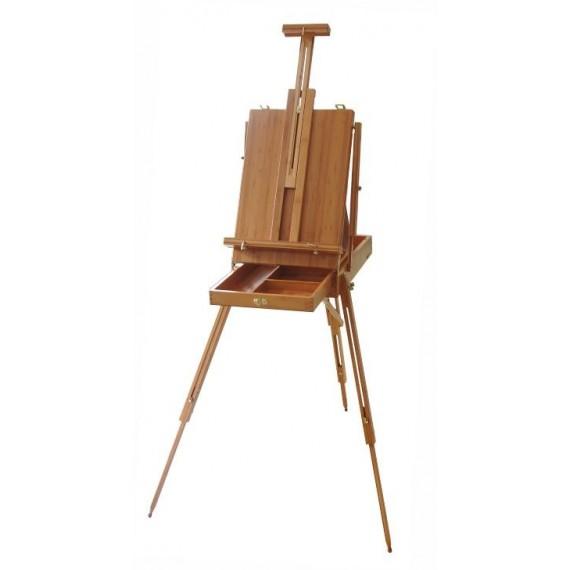 Boite chevalet CORECTOR - En bambou CH13108B