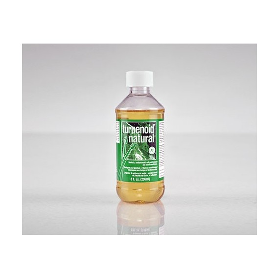 Diluant TURPENOID Natural - Flacon:236 ml
