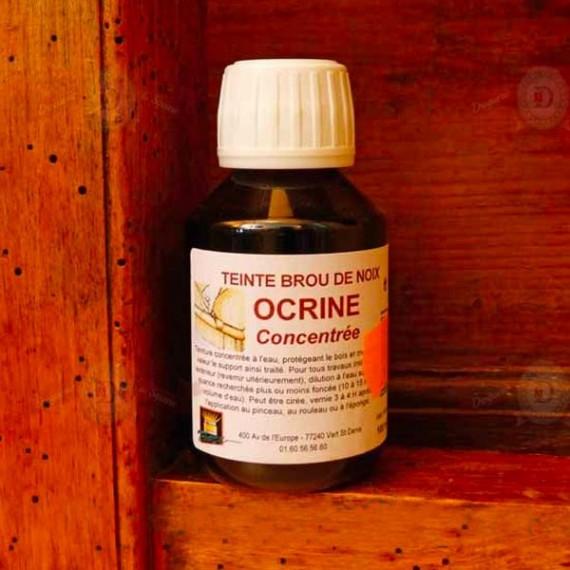 Teinte brou de noix OCRINE- Flacon:250 ml