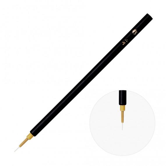 Pinceau HOLBEIN - A poil mi-long - Pinceau calligraphie - poil de chèvre - 505182 - N.2