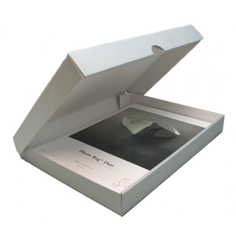 Boite rangement HAHNEMUHLE - Portefolio pour archivage  - Format: A3 - 3 mm