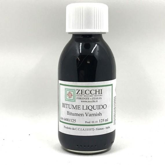 Bitume ZECCHI - Liquide - Flacon: 125 ml