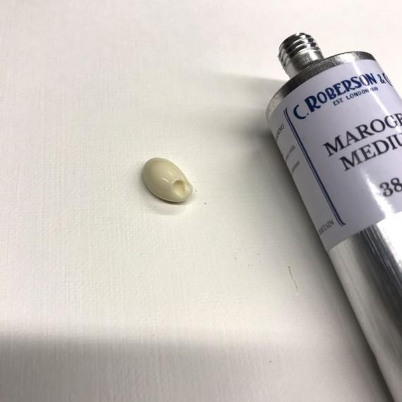 Médium huile MAROGER - Tube: 38 ml