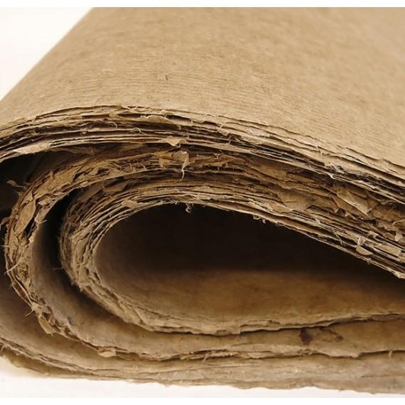 Papier du monde KHADI Indien TSASHO - 100g - F:60 x 80 cm (TS TSASHO)