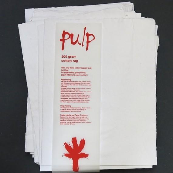 Papier du monde KHADI Pulp de coton - 500g