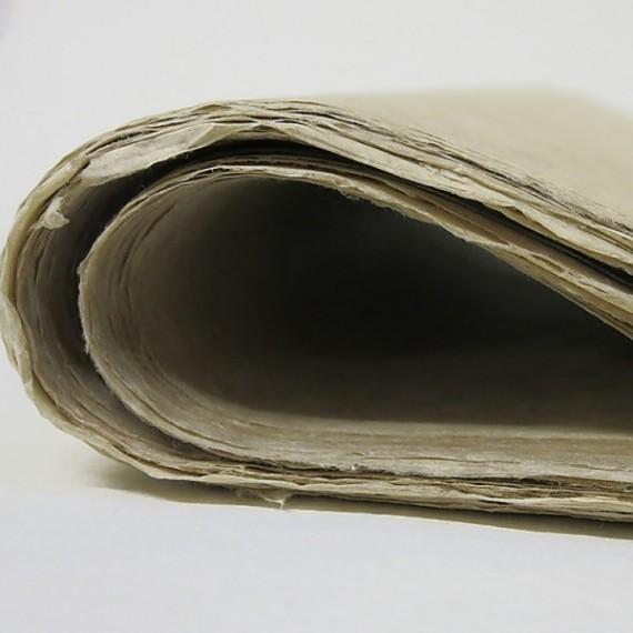 Papier du monde KHADI Indien L20N MOUNTAIN - 90g - F:50 x 65 cm - Papier moyen