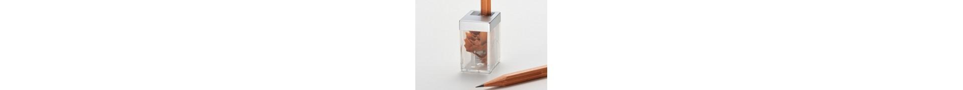 Taille-crayon NJK 531S - Transparent (pour mine 2 mm)