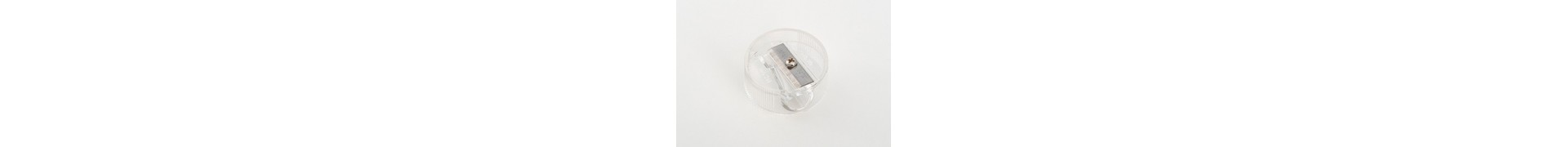Taille-crayon NJK 511 - Transparent (Double) Rond