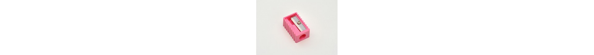 Taille-crayon NJK 508 - Transparent (Simple) Petit modèle