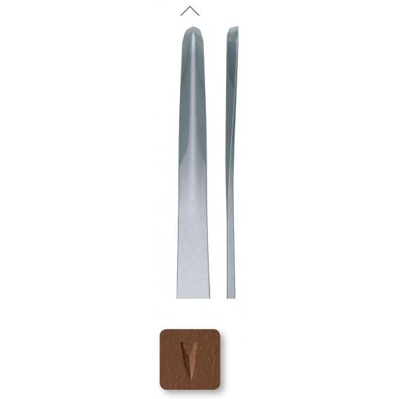 Gouge RGM - Pour linogravure - Gouge emmanchée - Forme:V - Modèle moyen