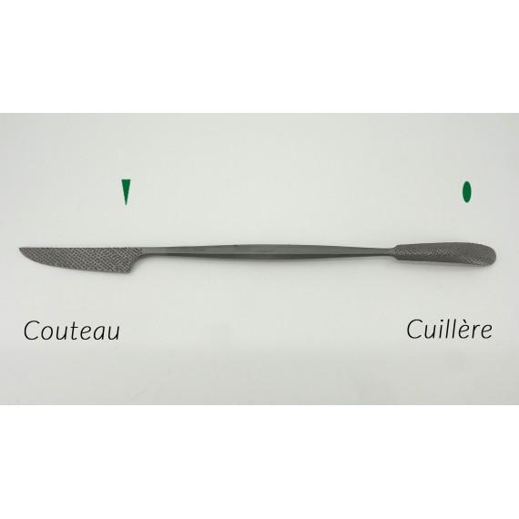 RIFLOIR A MARBRE AURIOU L 175 (FORMES 1 A 6) COUTEAU/CUILLERE