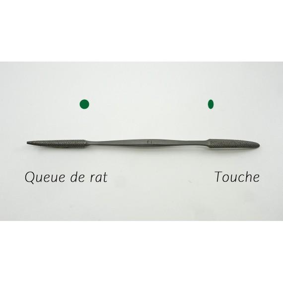 RIFLOIR A MARBRE AURIOU L 175 (FORMES 1 A 6) QUEUE DE RAT/OLIVE