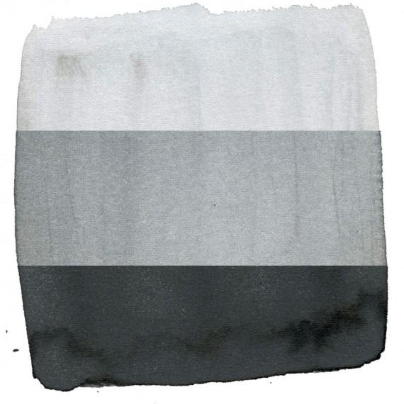 Encre à dessiner KURETAKE - Noir bleuté n.16- Flacon de 180 ml