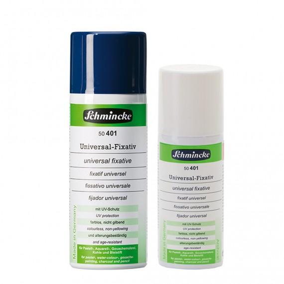 Spray SCHMINCKE - Aérospray fixatif - Pour aquarelle - 300 ml