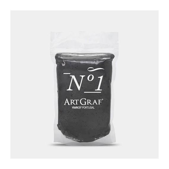 Pâte à modeler (Craie) ART GRAFT Graphite aquarellable - Pot:150 gr