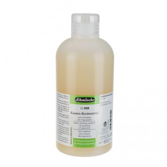 Liant de broyage caseine SCHMINCKE - Flacon:500 ml