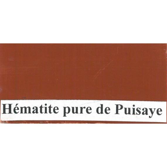 POT OCRE DE PUISAYE% HEMATITE POT: 700 Gr