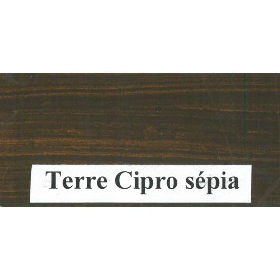 POT TERRE D'ITALIE % T. CIPRO SEPIA 600 Gr