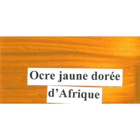 POT TERRE D'AFRIQUE % OCRE JAUNE DORE 700 Gr