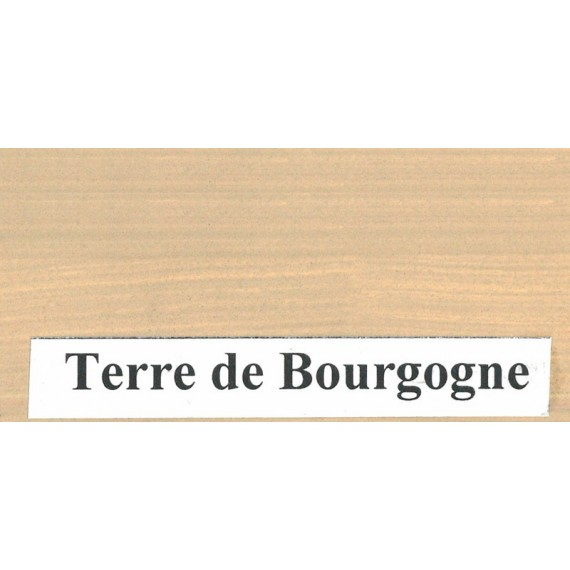 POT TERRE DE BOURGOGNE% PATINE BEIGE POT: 700 Gr