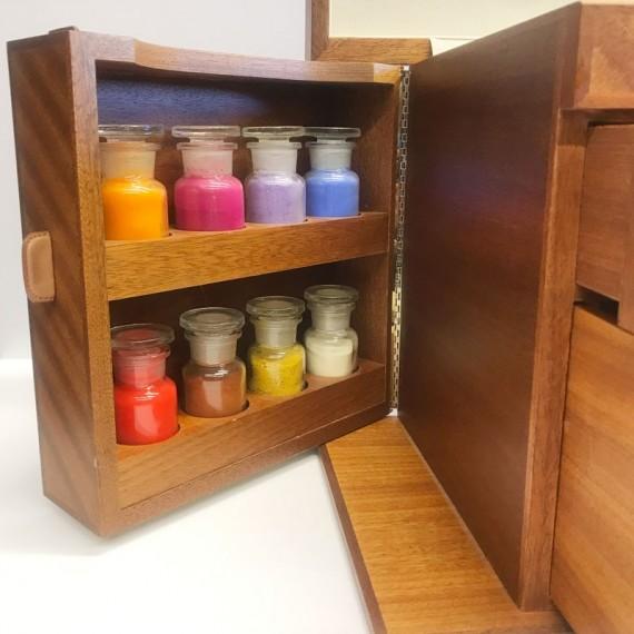 """Coffret pigmentCARAN D'ACHE""""Le secret des couleursserie limité"""