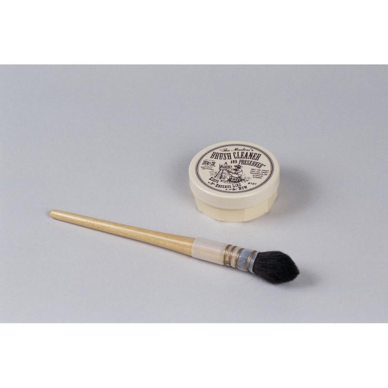 Savon - Brush cleaner (Pour brosses et pinceaux) - Pot:95 ml
