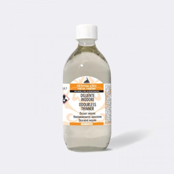 Diluant (Solvant) MAIMERI 600 - Flacon:1 Litre  - Diluant Inodore - 3004004