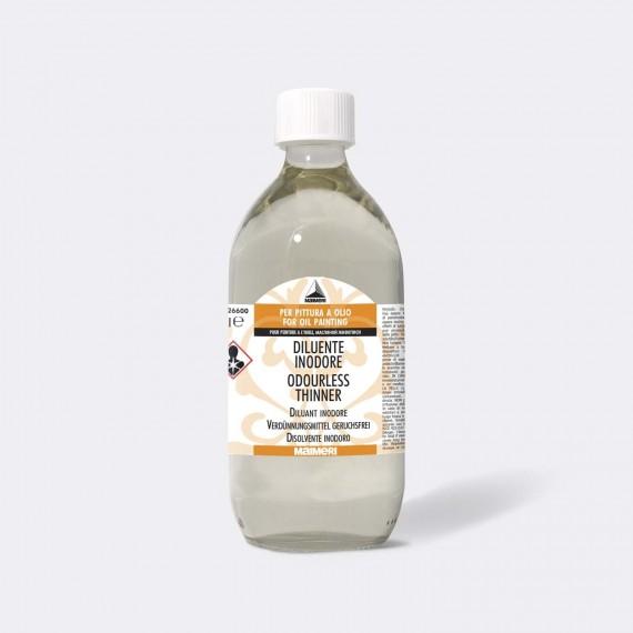 Diluant (Solvant) MAIMERI 600 - Flacon:500 ml  - Diluant Inodore