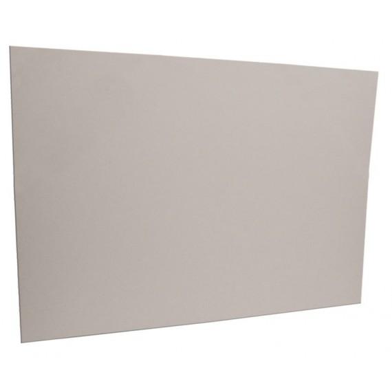 Carton gris CLAIREFONTAINE - 1,0mm - F:50x65cm - 600g - Gris