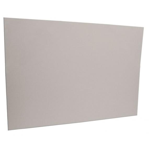 Carton gris CLAIREFONTAINE - 3mm - F:50x65cm - 1950g - Gris