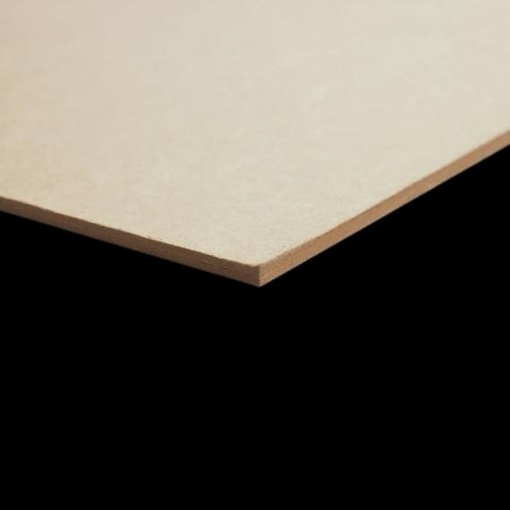 Carton CLAIREFONTAINE - Carton bois Blanc - 2.5 mm - F:65 x 50 cm - 1250gr - beige