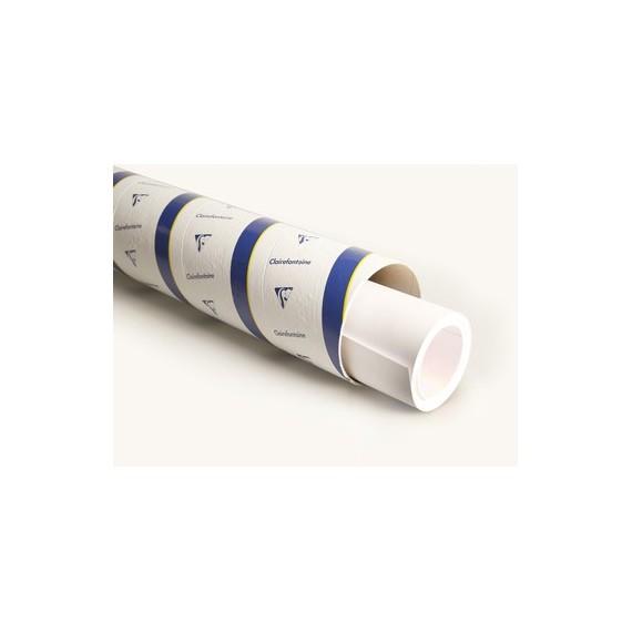 Rouleau papier dessin CLAIREFONTAINE - 125gr - F:0.75 x 10 m