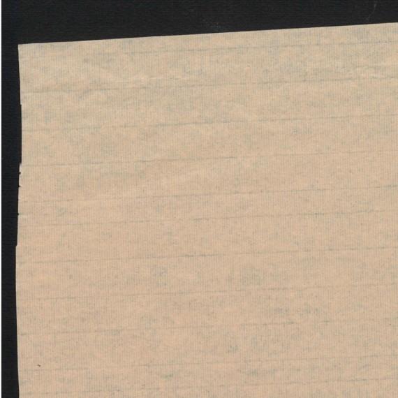 Papier du monde CDQV De Chine - F:34 x 68 cm - M1