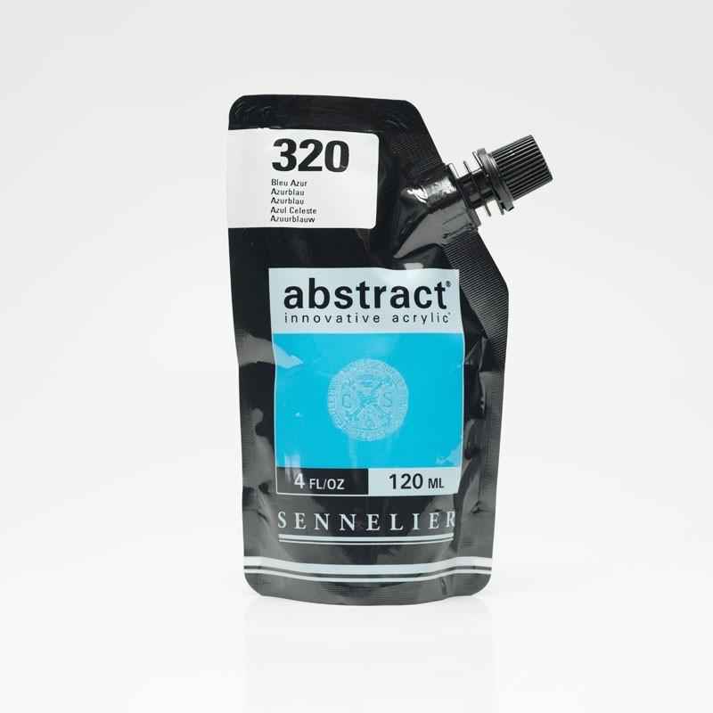 Acryl paint Abstract Sennelier