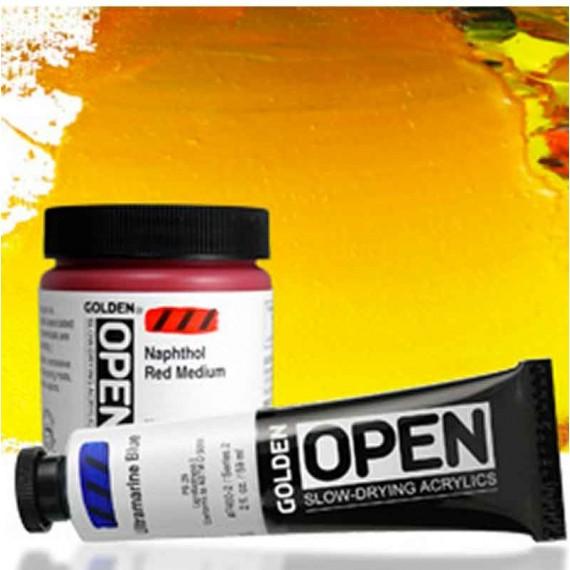 Peintureacrylique extra-fineGolden open