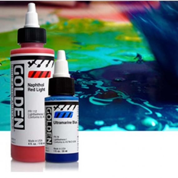 PeintureacryliqueGolden high flow