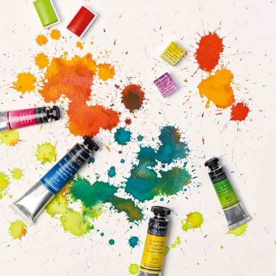 Sennelier watercolor paint