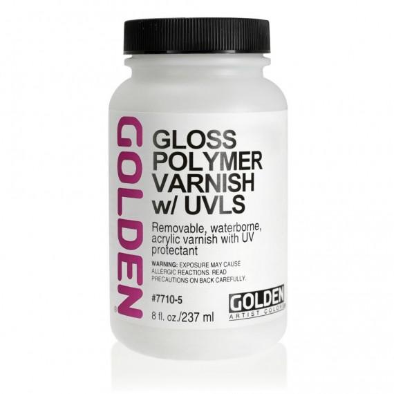 Vernis Golden polymer