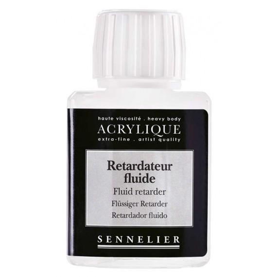 Retardateur acrylique fluide sennelier