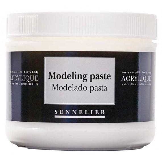 Modelling paste Sennelier
