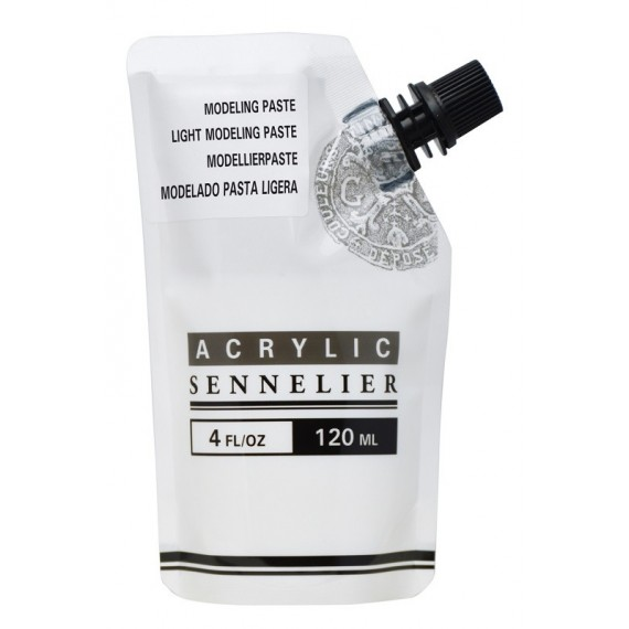 Modelling paste SENNELIER Abstract
