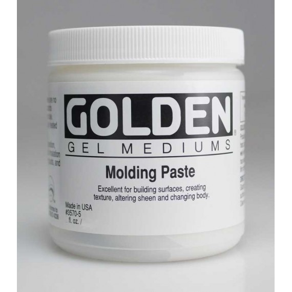Modelling paste  Golden
