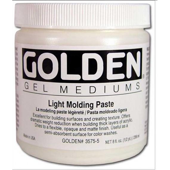 Modelling paste légère Golden