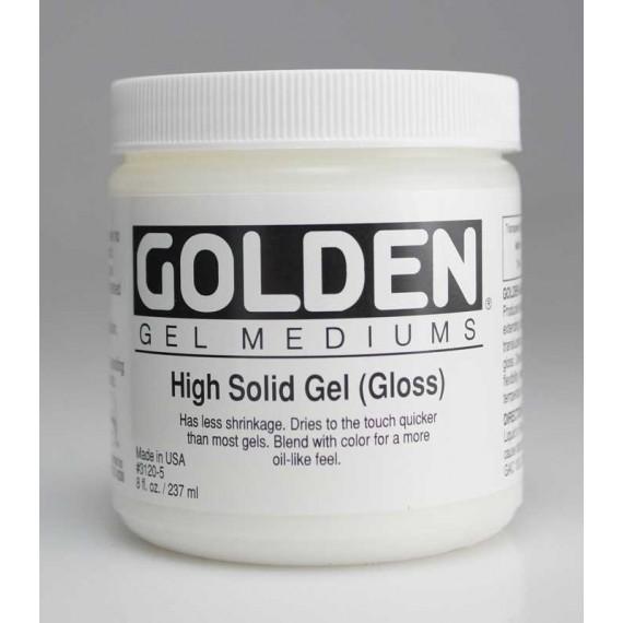 Gel acrylique transparent hyper épais GOLDEN