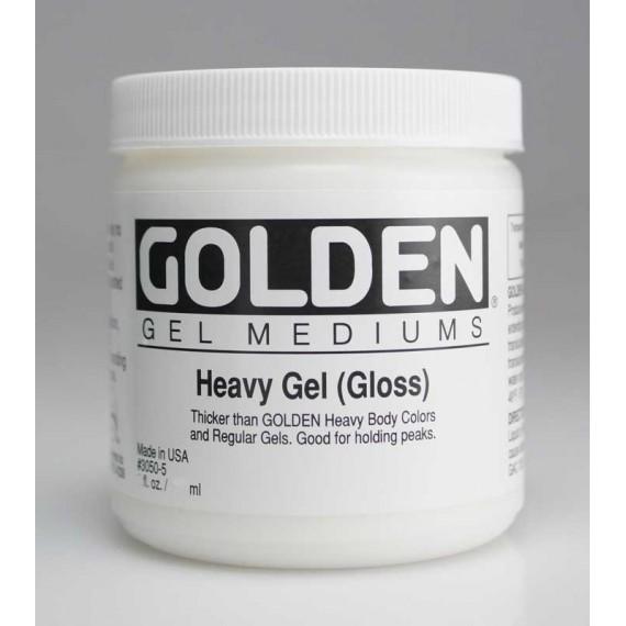 Gel acrylique transparent épais GOLDEN